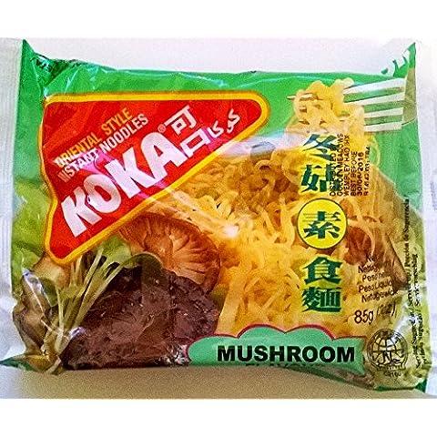 Koka stile orientale Immediata Noodles funghi Flavour