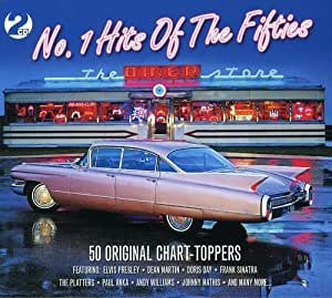 No 1 Hits Of The 50's