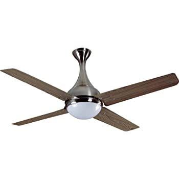 Havells Dew 1200mm Ceiling Fan (Satin Nickel)