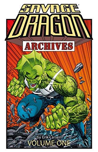 Savage Dragon Archives Vol. 1 (English Edition)