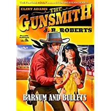 Giant Gunsmith 5: Barnum and Bullets (Clint Adams,The Gunsmith)