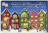 Advent in der Sternengasse: Ein Adventskalender mit 24 Büchlein