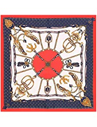 5229b6c9779 Amazon.fr   carre hermes - Foulards   Echarpes et foulards   Vêtements