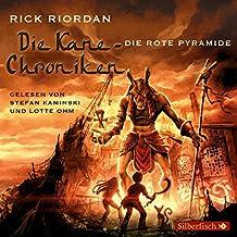Die Kane-Chroniken, Die rote Pyramide: 6 CDs
