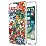 Funda iPhone 8 / iPhone 7 ZUSLAB Bonita Mandala Flor Efecto