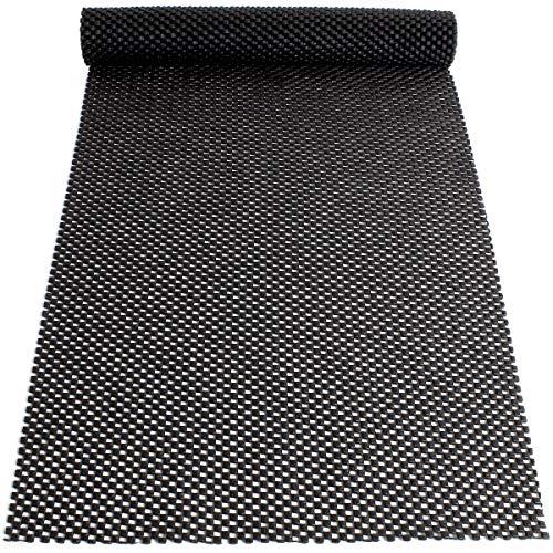 IGadgitz Home U6926 - Alfombra Antideslizante Multiusos 110 x 30 cm Non Slip Mat para Cajones, Estantes...