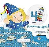 Pompas de jabón 4. Cuaderno de vacaciones - 9788490671832