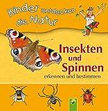 Insekten und Spinnen erkennen und bestimmen: Kinder entdecken die Natur