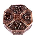 Hanayama Rompecabezas de 1 piezas