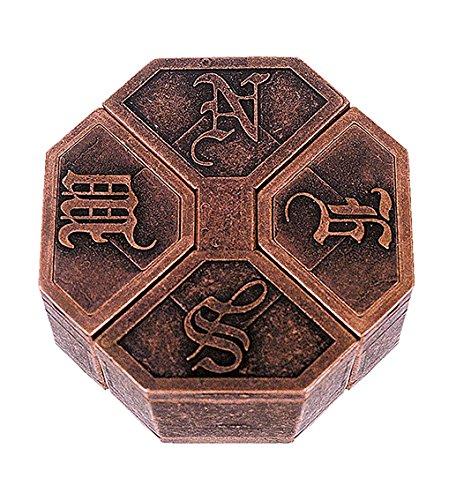 Hanayama - Rompecabezas de 1 piezas