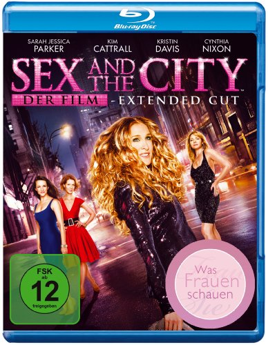 Sex and the City - Der Film - Extended Cut [Blu-ray]
