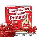 Düsseldorfer Kleine Pimmel | Gemein Leckere Fruchtgummi für Fortuna-Fans, inklusive Messlatte zum Lachen & Vergleichen | Frauen & Fans Aufgepasst,Besser ALS Männer-Socken Strümpfe Shorts, Unterhosen
