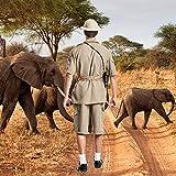 Kostümplanet Safari-Kostüm Herren Dschungel-Kostüm Forscher Faschings-Kostüm Größe 48/50 Vergleich