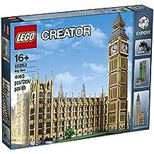 LEGO Creator Big Ben 4163pieza(s) juego de construcción - juegos de construcción (16 año(s), 4163 pieza(s), Multicolor, 44 cm, 20 cm, 60