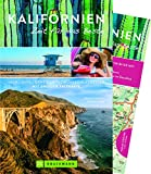 Bruckmann Reiseführer Kalifornien: Zeit für das Beste. Highlights, Geheimtipps, Wohlfühladressen. Inklusive Faltkarte zum Herausnehmen. NEU 2018 - Marion Landwehr