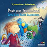 Personalisiertes Kinderbuch: Post aus Traumland - Gute-Nacht-Geschichten - Märchenbuch