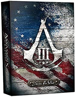 Assassin's Creed III - édition collector (B007OVFLGG) | Amazon price tracker / tracking, Amazon price history charts, Amazon price watches, Amazon price drop alerts