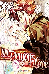 100 demons of love T03
