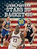 Livre posters Stars du basket US : Avec 20 posters