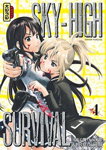 Sky-high survival, tome 4 par Tsuina Miura