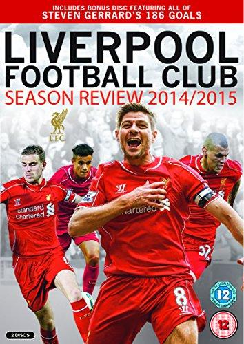 Liverpool Fc: Season Review 2014/15 [Edizione: Regno