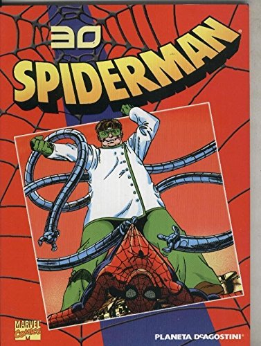 Coleccionable Spiderman volumen 1 numero 30