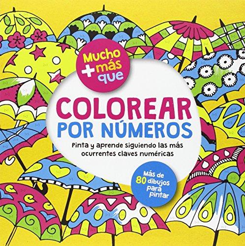 Mucho más que colorear con números (Imaginarium Circulo - Libros (CAST))
