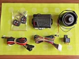 BSM Sicherheit System–Max Auto Alarm System mit Fernbedienung Engine Start-Funktion