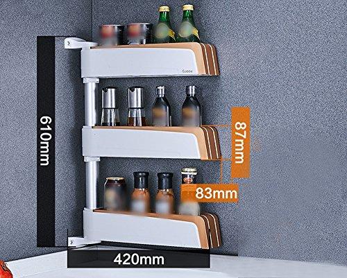 BOBE SHOP- Scaffale per cucina Appendiabiti a parete Accessori ...