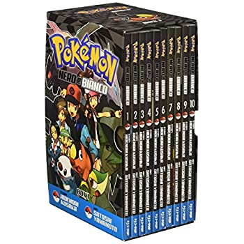 Pokemon Nero E Bianco. Box 1 Vol. 1-10