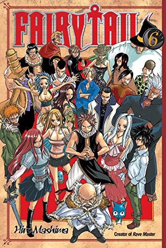 Fairy Tail Vol. 6 (English Edition)