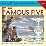 Five Have a Mystery to Solve & Five Go Down to the Sea (Famous Five)