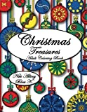 Christmas Treasures: Adult Coloring Book (Special Holiday Edition) by Niki Alling (2016-11-04)
