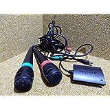 SingStar Wired Microphones - Pack de micrófonos (PS2) [Importación inglesa]