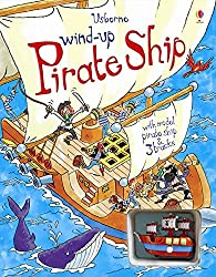 Wind-up Pirate Ship (Usborne Wind-up Books)