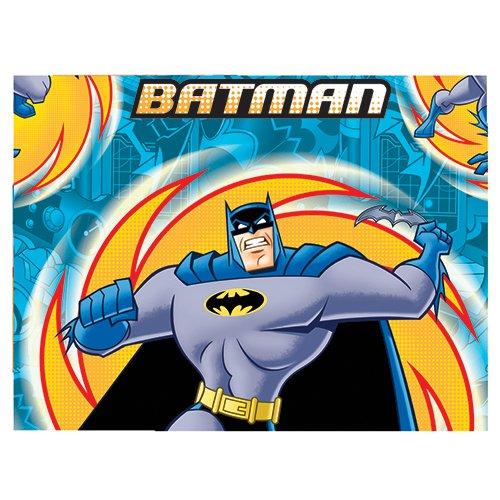 Batman Kunststoff Tischdecke, 1,8m x 1,2m