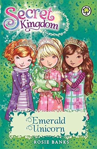 Emerald Unicorn: Book 23 (Secret Kingdom)