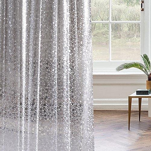 100% impermeable Curtaintree y Liner Resistente al moho Cortinas de du