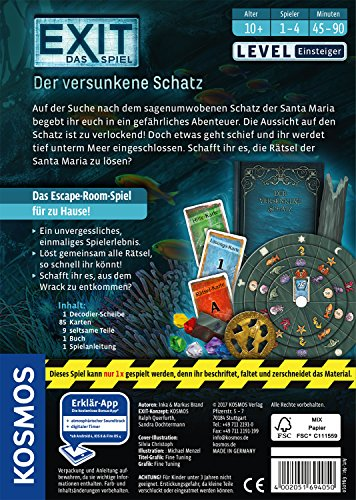 KOSMOS Spiele 694050 -