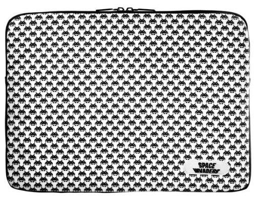 Etui Scenario 930080 sacoche pour portable - Housse (noir, couleur blanc, uni, 330.2 mm (13\
