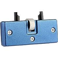 MMOBIEL Ouvre Boîtier Ajustable Compatible avec Montres (Outils Compatible avec Remplacement de Batteries ou Autres…