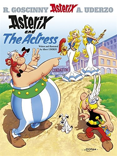 Asterix And The Actress: Album 31