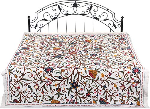 Reasonable Hand Block Print Kantha Quilt Bed Cover Throw Indian Bedspread Demand Exceeding Supply Home & Garden