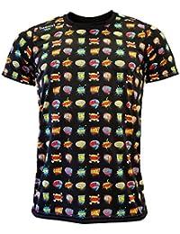 e105466e74236 Luanvi Edición Limitada Camiseta técnica cómic
