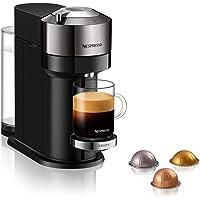 Krups XN910C Nespresso Vertuo Next Kaffeekapselmaschine | 1,7 Liter Wassertank | Kapselerkennung durch Barcode | 6…