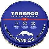 Tarrago   Mink Oil 100 ml   Grasa Enriquecida con Aceite de Visón para Artículos de Cuero   Pasta de Relleno para Reparar Tod