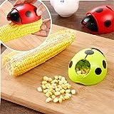 Mobili necessari quotidiani WWYXHQC 1024 raschiato separatore di mais home sbucciare mais cucina creativa fornisce strumenti di piccole dimensioni la trebbiatura.