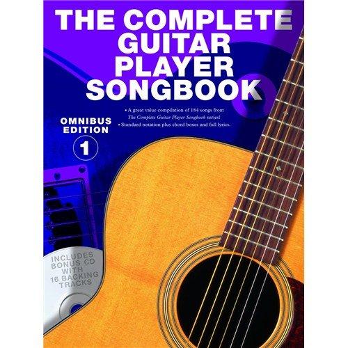 The Complete Guitar Player Songbook - Omnibus Edition 1. For Linea melodica, testi e accordi, Tablatura di Chitarra