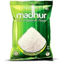 Madhur Pure and Hygienic Sugar Bag, 1kg