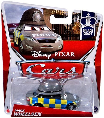 Disney Pixar Cars Mark Wheelsen Ford Mondeo (Palace Chaos, #7 of #9)